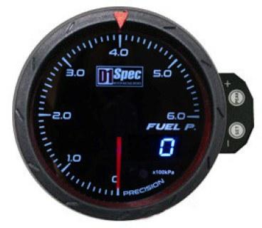 Zegar D1Spec 60mm - Fuel Pressure - GRUBYGARAGE - Sklep Tuningowy